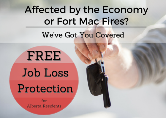 Affected by the Economy or Fort McMurray Fires-
