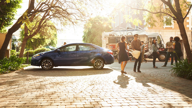 Big discounts on Corolla during the Toyota Factory Event
