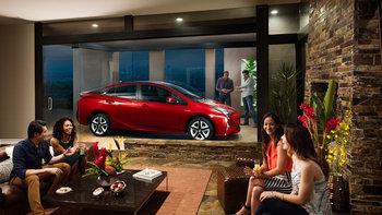 2016 Toyota Prius Performance