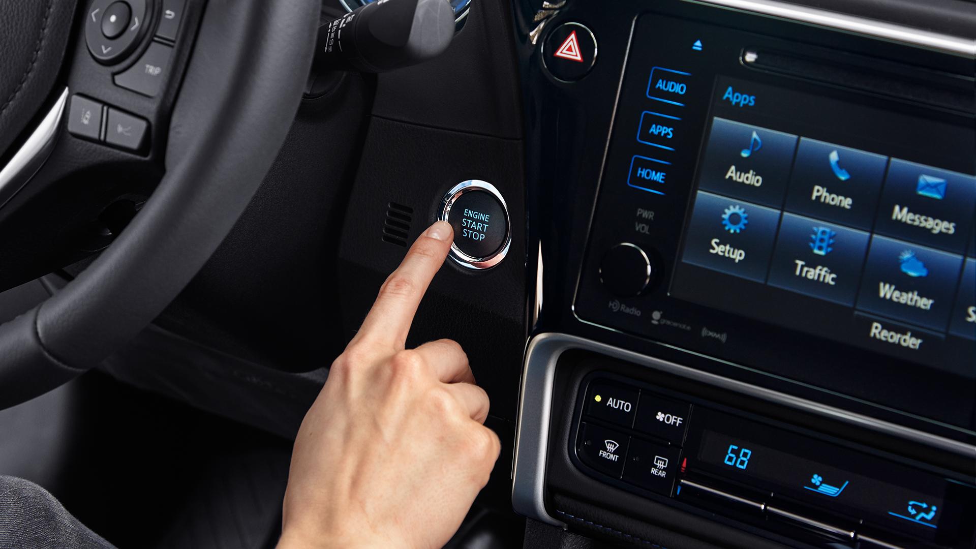 2017 Toyota Corolla Technology