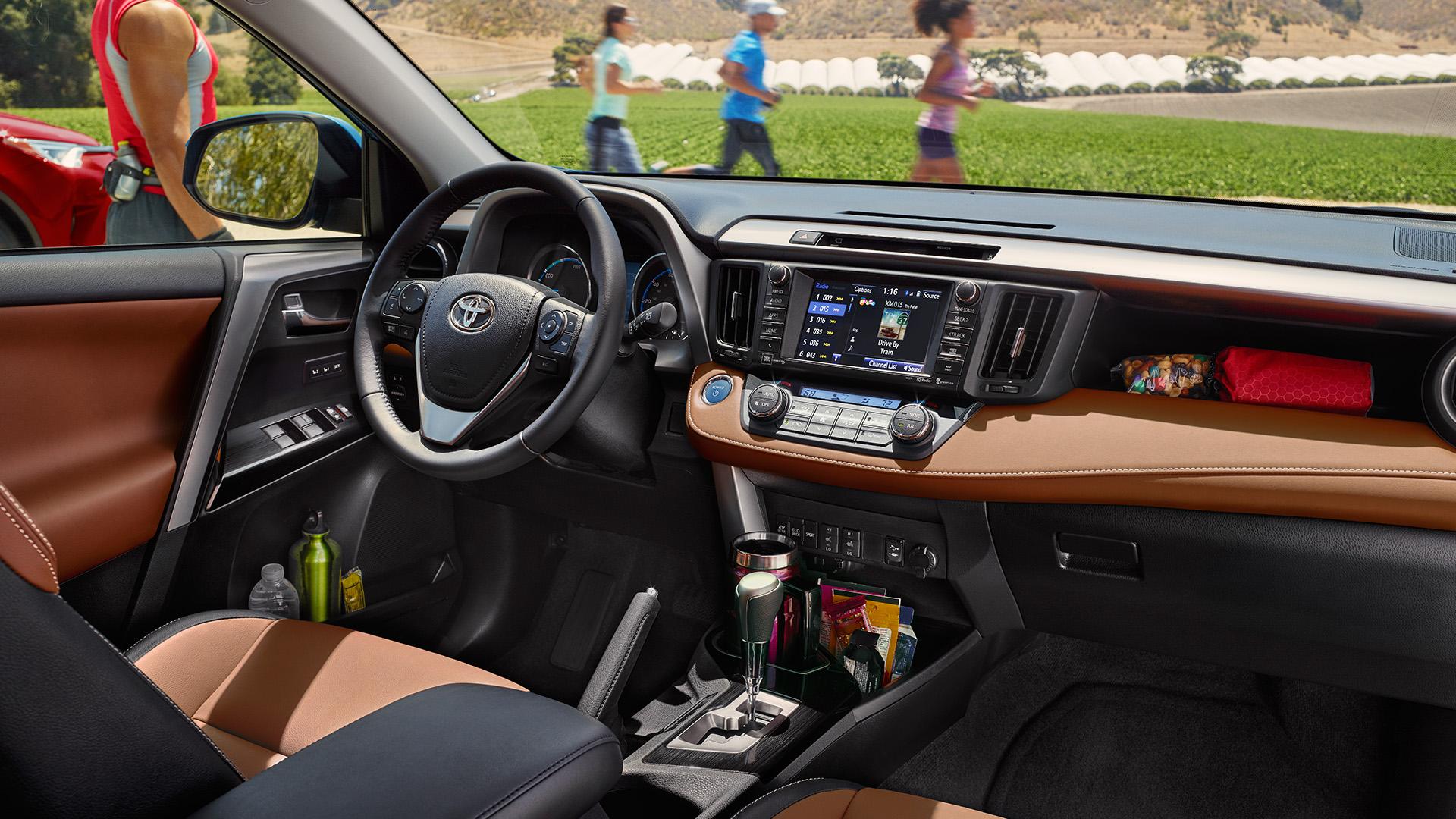2017 Toyota Rav4 Technology
