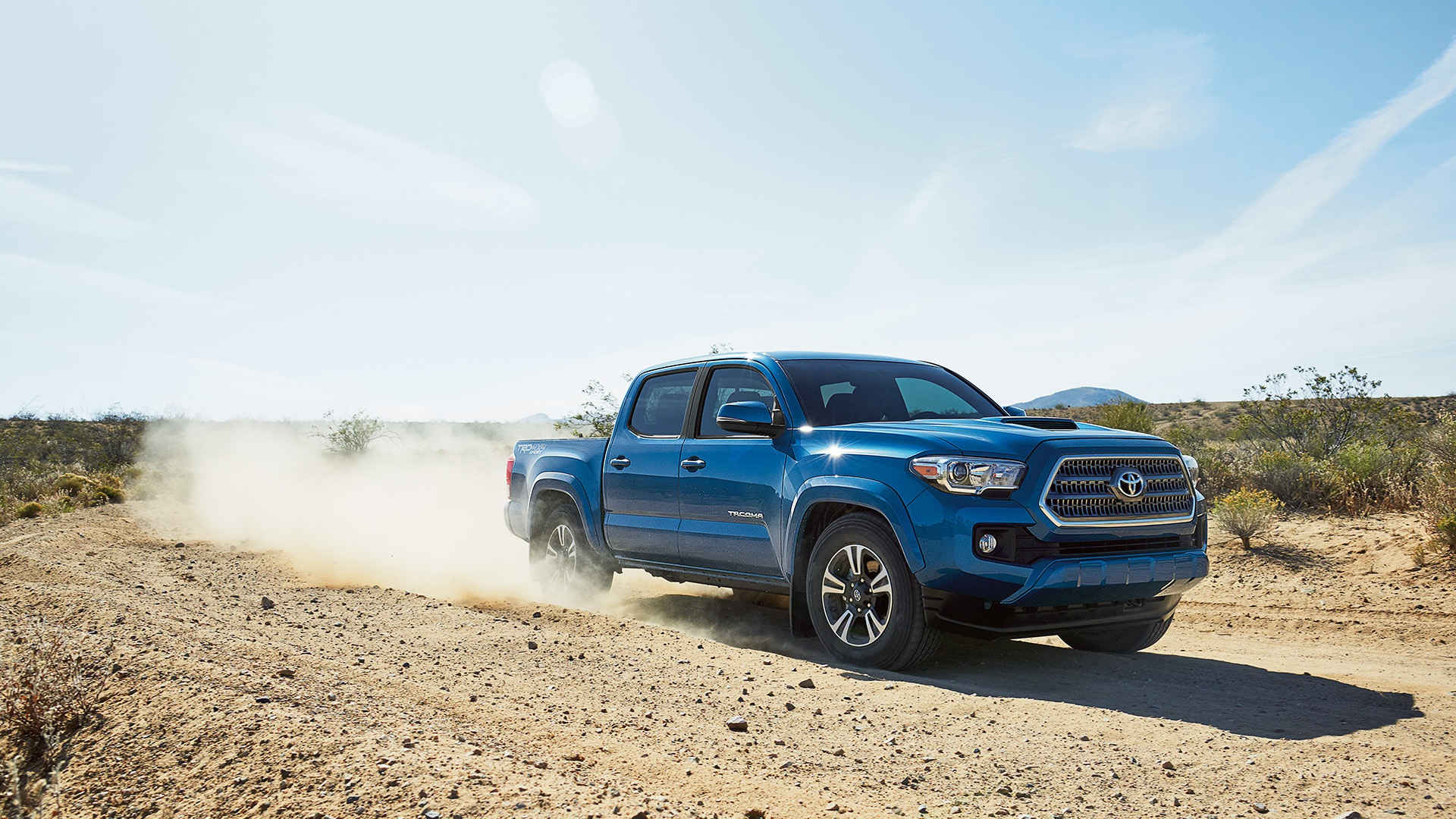 2016 Toyota Tacoma Performance