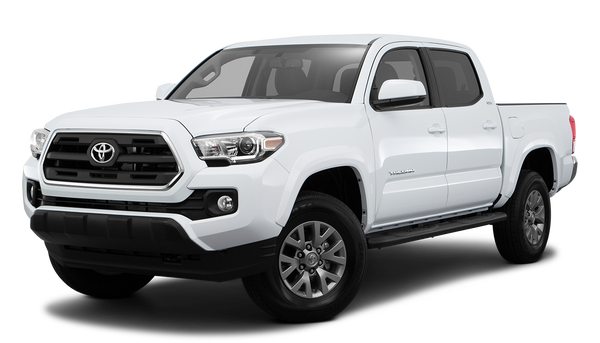 2016 Toyota Tacoma overview at Sherwood Park Toyota