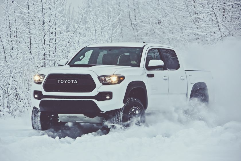 2017 Toyota Tacoma TRD Pro Performance