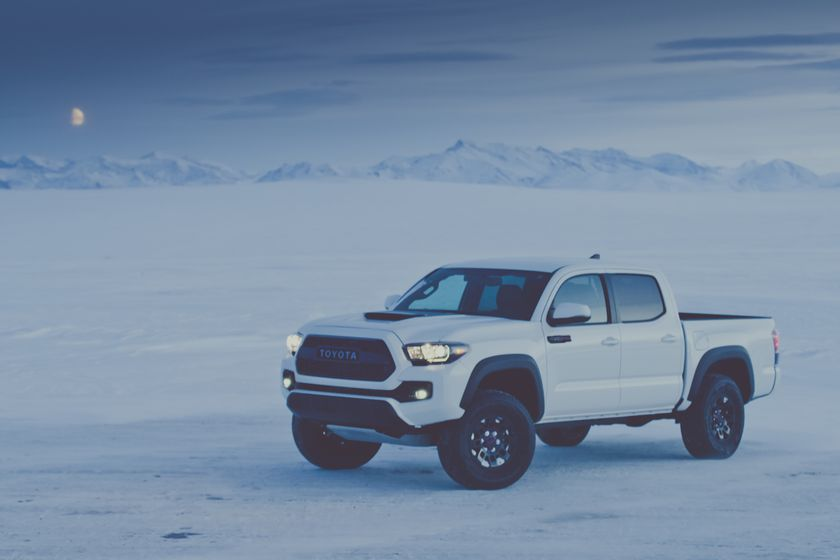 2017 Toyota Tacoma TRD Pro overview at Sherwood Park Toyota