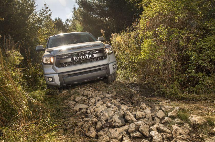 2017 Toyota Tundra TRD Pro Safety