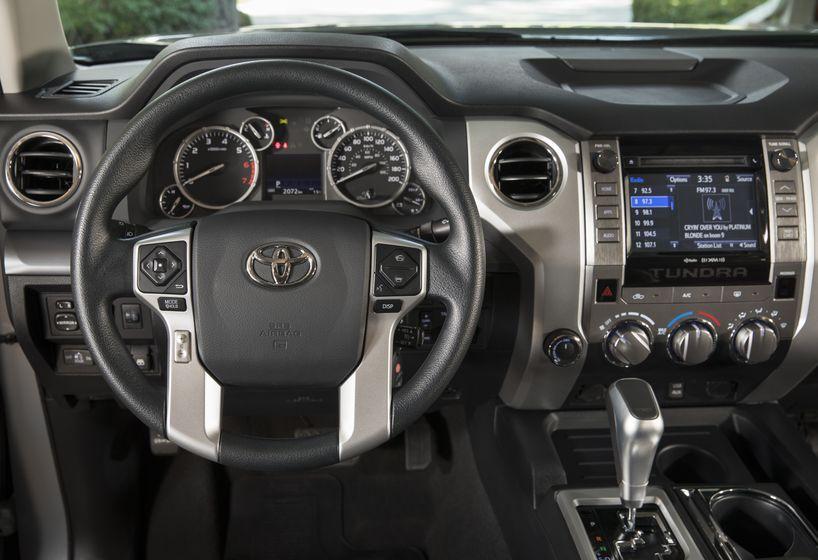 2017 Toyota Tundra TRD Pro Technology