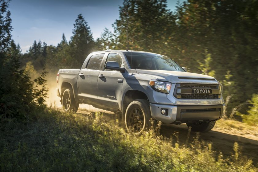 2017 Toyota Tundra TRD Pro overview at Sherwood Park Toyota