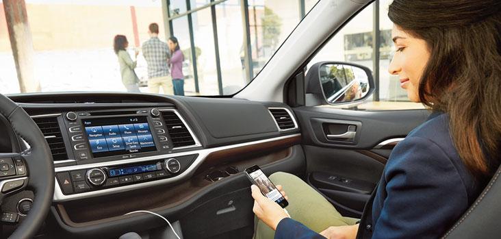 2017 Toyota Highlander Technology