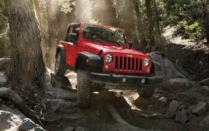 2016 Jeep Wrangler Woods