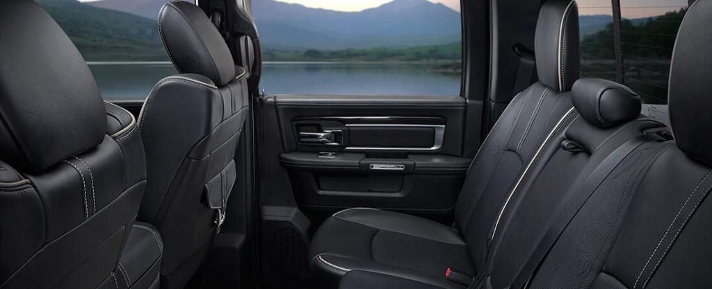 2016 Dodge Ram 1500 seats