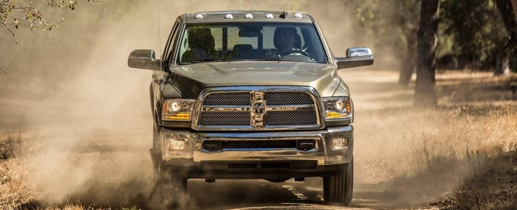 2016 Dodge Ram 1500 power