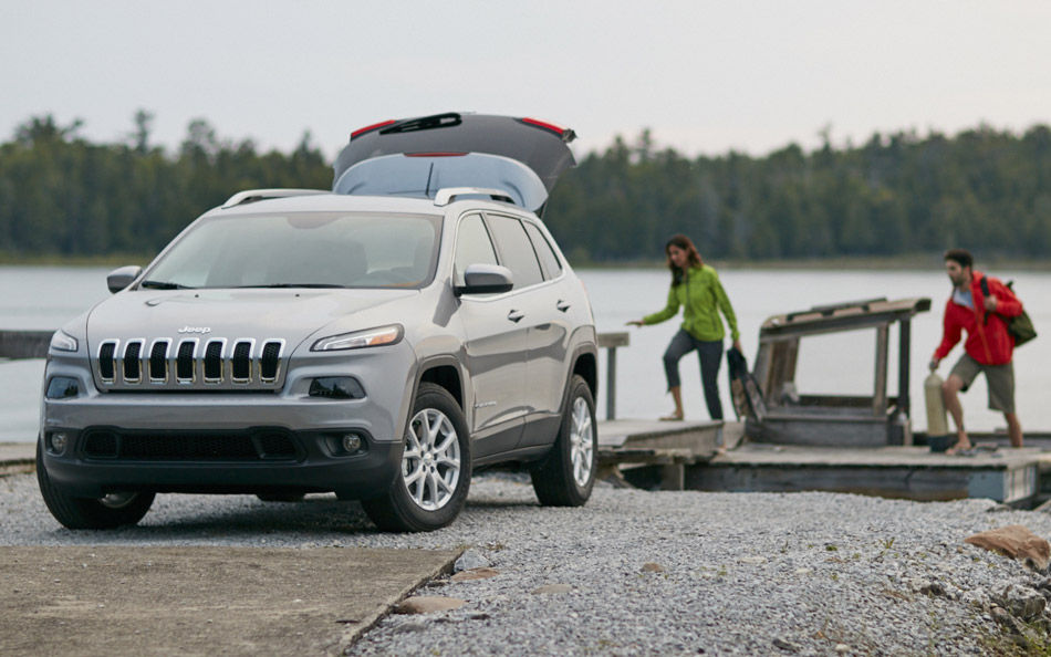 2016 Jeep Cherokee lakeside