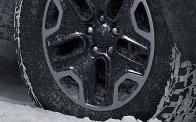 Tire Monitor Display