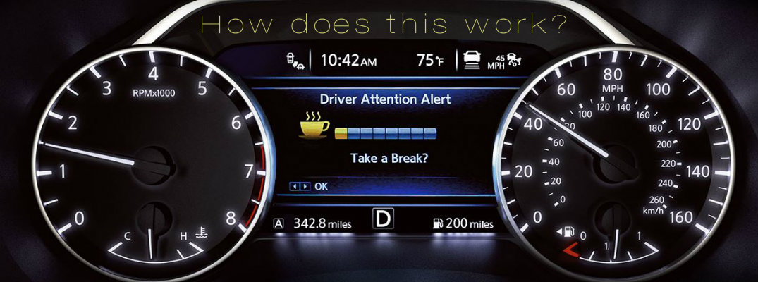Driver Attention Alert system