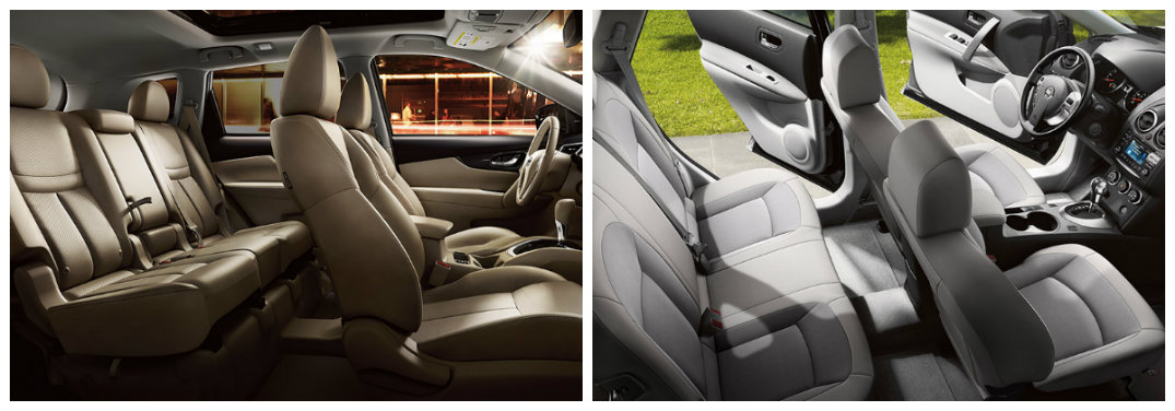 2015 Nissan Rogue Vs 2015 Nissan Rogue Select What S The