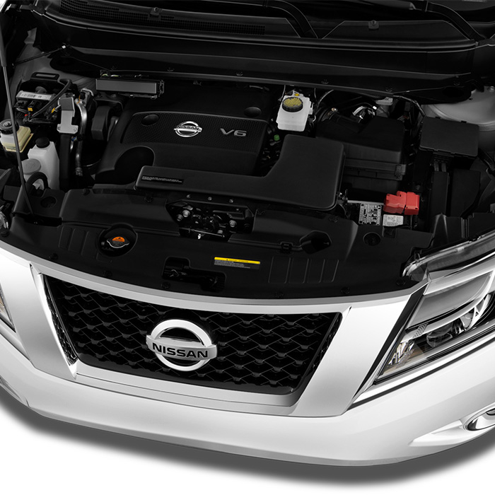 2016 Nissan Pathfinder Engine in Warsaw, IN