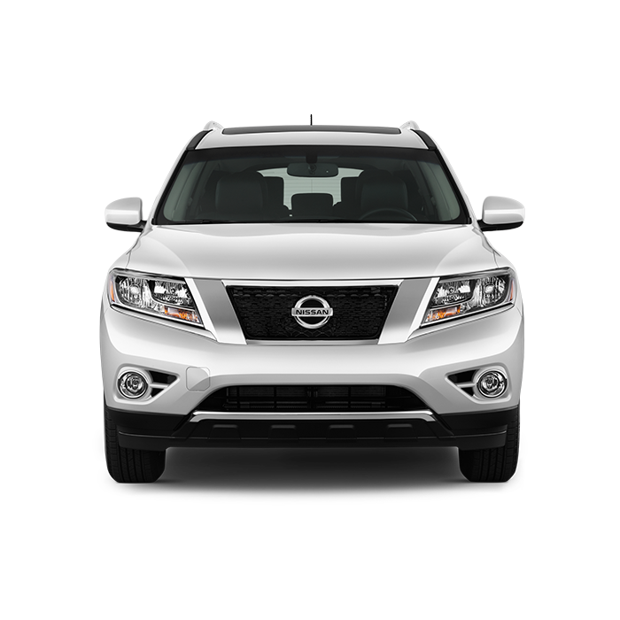 2016 Nissan Pathfinder Front View In Warsaw, IN
