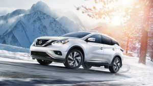 2016 Nissan Murano mountain