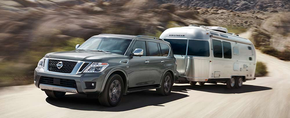 Nissan Armada Towing
