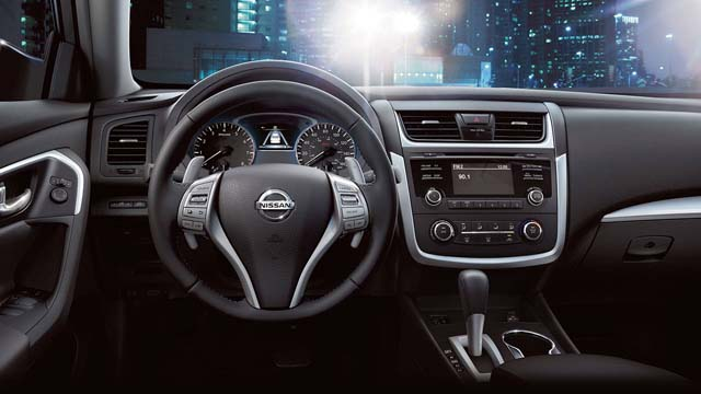 Steering-Wheels Control