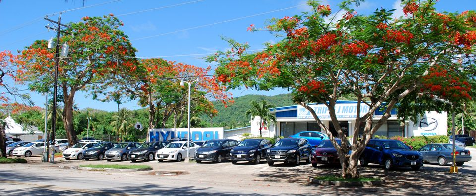 new cars Saipan