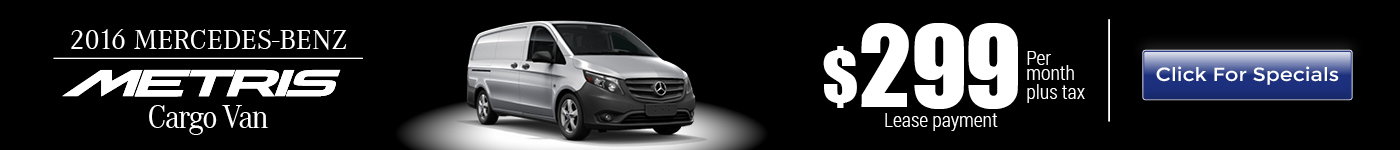 New metris vans near beaumont riverside metris dealer for Walter mercedes benz riverside ca
