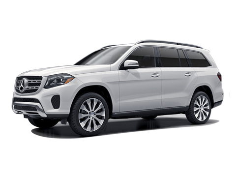 2017 Mercedes-Benz GLS 450 Lease Special