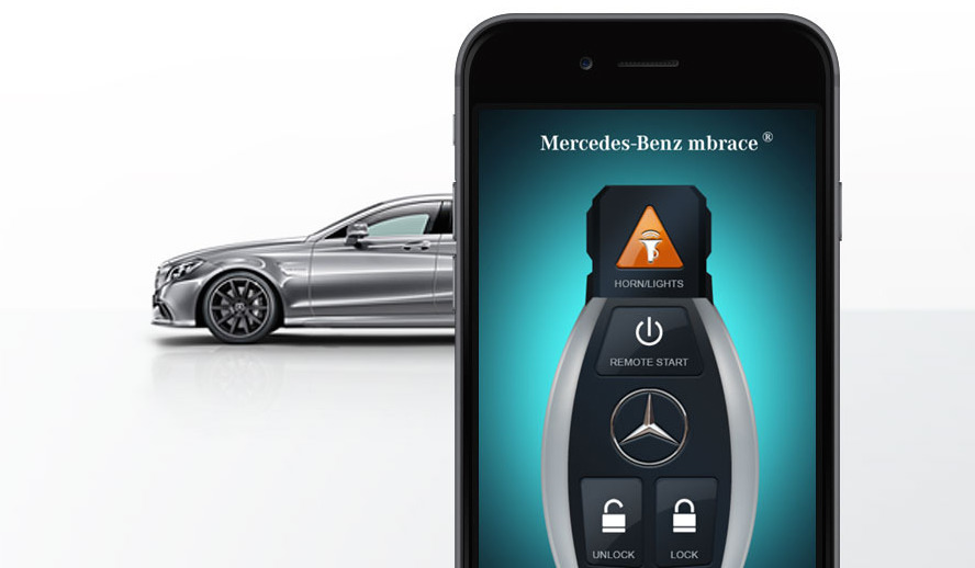 Mercedes Benz Mbrace App >> A Real Connection With The Mercedes Me App Walter S