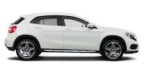 2016 Mercedes-Benz GLA SUV service intervals