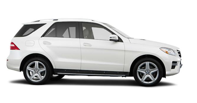 2015 Mercedes-Benz M-Class service intervals