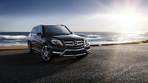 2015 Mercedes-Benz GLK SUV service schedule