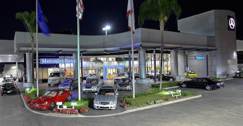 Used mercedes benz used mercedes ben dealer serving for Mercedes benz dealers in orange county