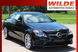 Used Car of the Week- 2015 Mercedes Benz E400