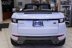 Introducing the 2017 Land Rover Evoque Convertible