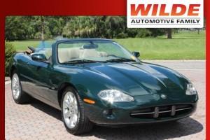 Used Car of the Week- 2000 Jaguar XK8
