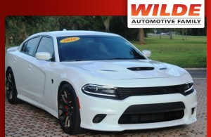Used 2016 Dodge Charger Hellcat