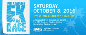 Join Us At the IMG 5K