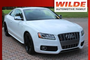 Used 2012 Audi S5