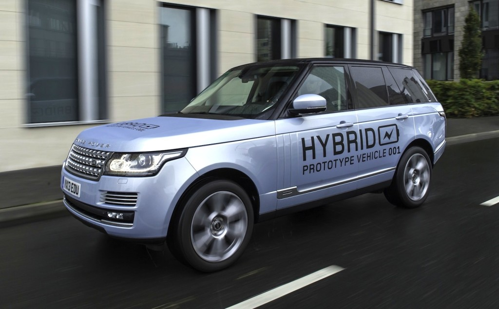 Land Rover More Likely to Provide Hybrids than Electric Vehicles