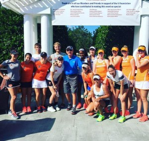 Join Us At The Dick Vitale Intercollegiate Clay Court Tennis