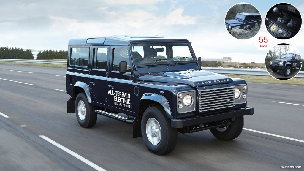 Why JLR Changed It's Tune on EVs