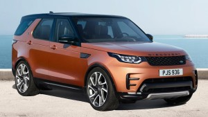 and Rover Discovery Redesign Impresses at Paris Auto Show