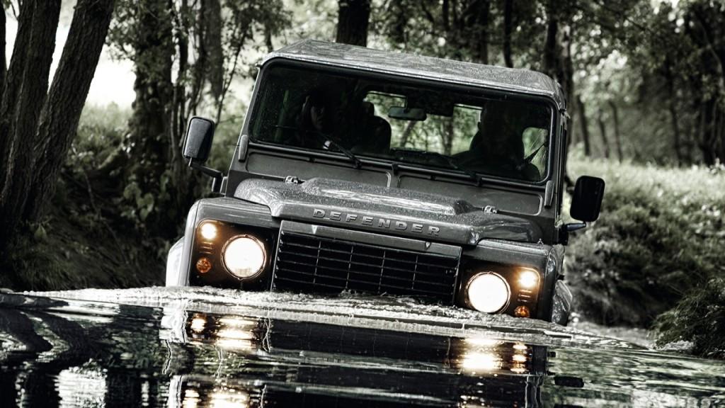 JLR Wins Trademark Battle Over Land Rover Defender
