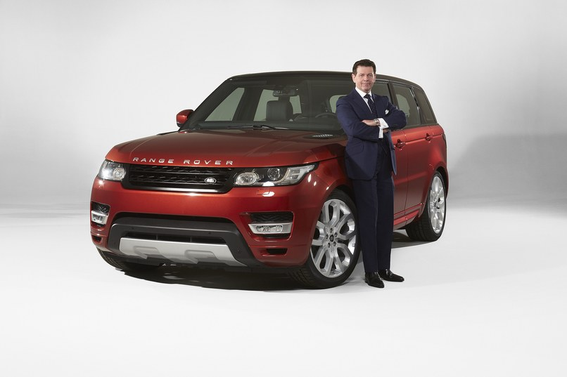 Land Rover Design Director Shares Design Awakening