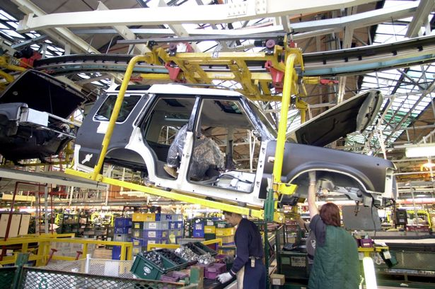 Thieves Loot $3.75 Million Worth of Land Rover Engines