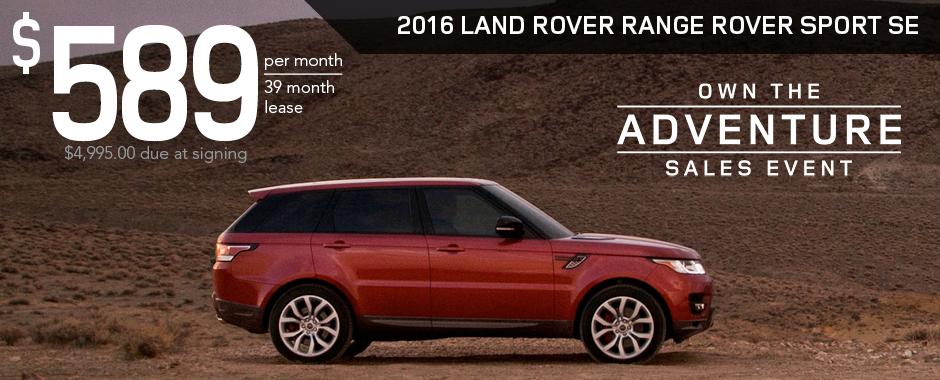Wilde Land Rover Specials